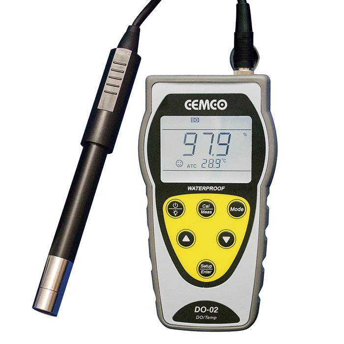ハンディー溶存酸素計 DO-02