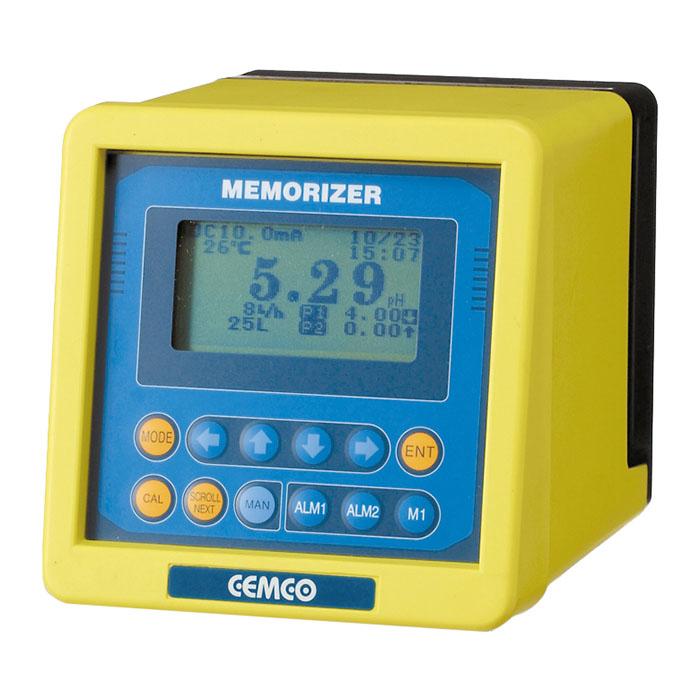 pH/ORPペーパーレス指示調節記録計 PET-R11
