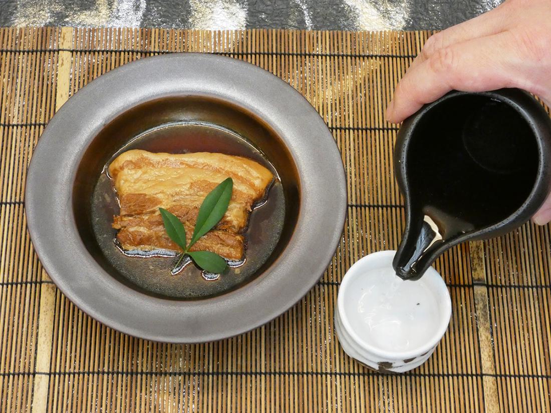 豚肉の甘露煮(豚バラ)