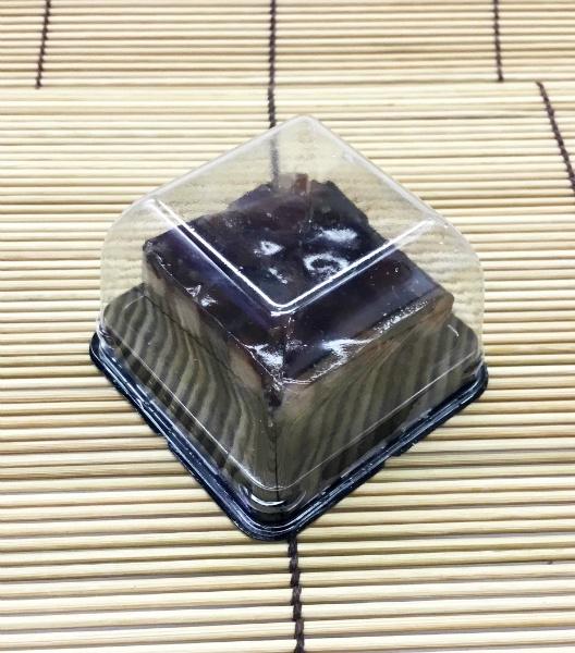 上生菓子・葛水無月(黒糖2個入) 1個