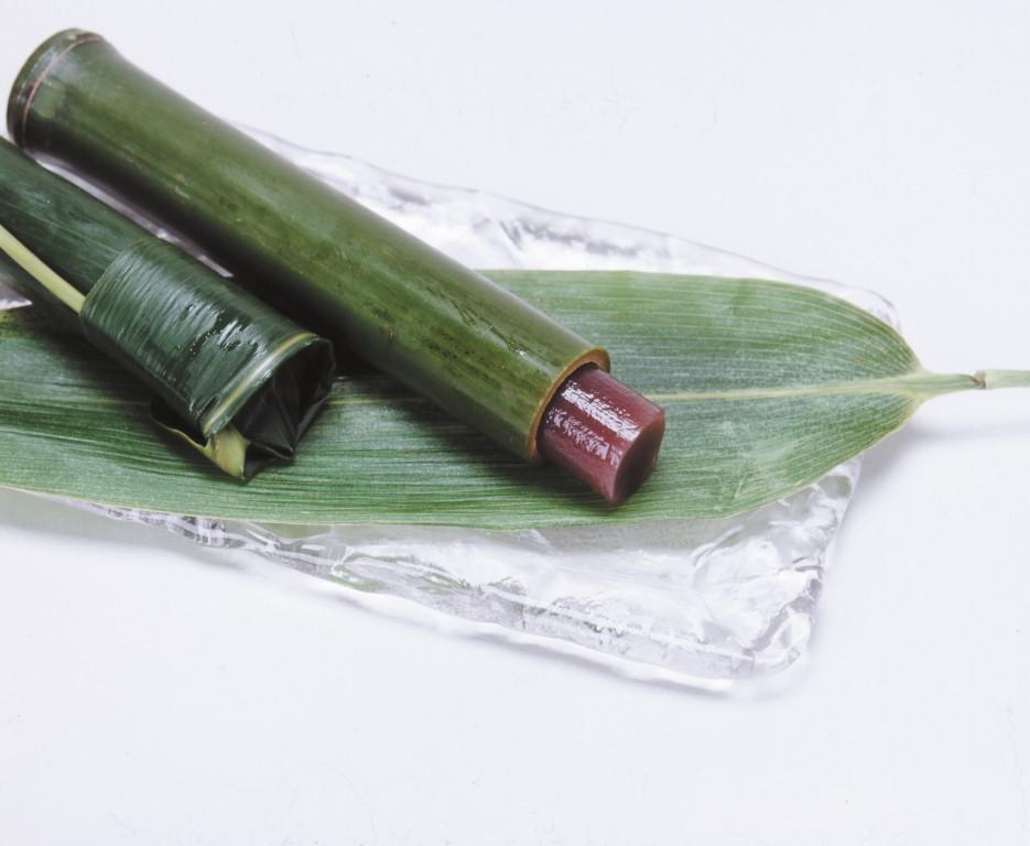 竹入り水ようかん(こし)・単品