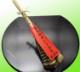 祇園粽(ちまき) 「水仙ちまき(葛、黒糖、羊羹) 3本組」
