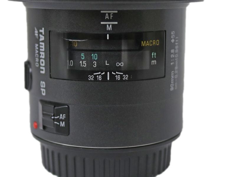 TAMRON【タムロン】 SP AF MACRO 72E マクロレンズ 2.8 1:2.8 レンズ カメラ アクセサリー 【中古】 USED-7 質屋 かんてい局小牧店 c19-1814 310477002850001
