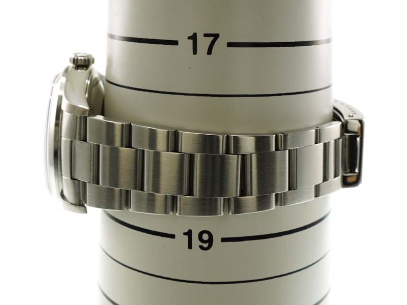 ROLEX【ロレックス】 16200 デイトジャスト ネイビー 自動巻 ローマ ステンレススチール デイト F番 メンズ 腕時計 USED-9 【中古】質屋かんてい局春日井店 k19-7326