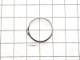 【新品仕上げ済み】 CHAUMET 【ショーメ】 リアンバンドリング レディース 指輪 Pt950 プラチナ 約13.5号 約4.4g シンプル 【中古】 USED【9】 質屋 かんてい局細畑店 h19-4508