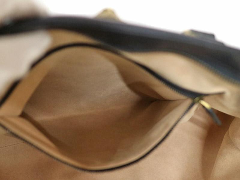 GUCCI【グッチ】 515937 ラージ トップ ハンドル トートバッグ レディース メンズ 黒 ブラック 人気 レザー キャットヘッド 猫 【中古】 質屋 かんてい局小牧店 c19-1249 3100317028500004