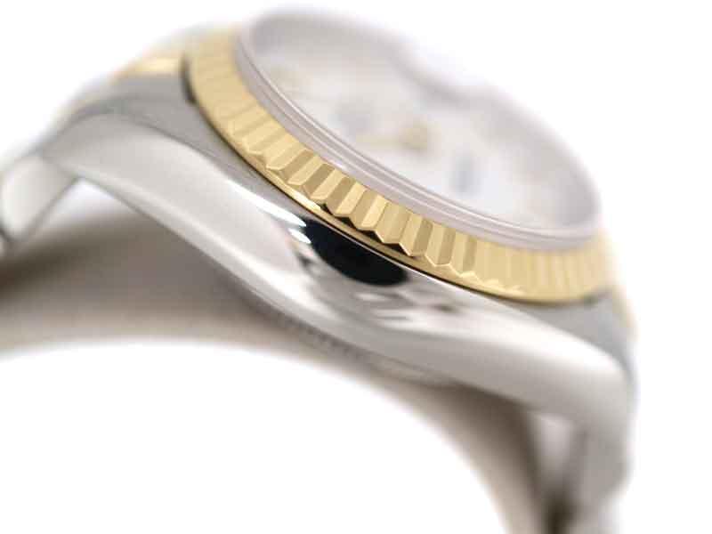 ROLEX【ロレックス】 79173G デイトジャスト ステンレススチール K18YG イエローゴールド 18金 自動巻き オートマチック P番 ブランド ファッション 腕時計 【中古】 質屋 かんてい局茜部店 USED-9 a19-5658
