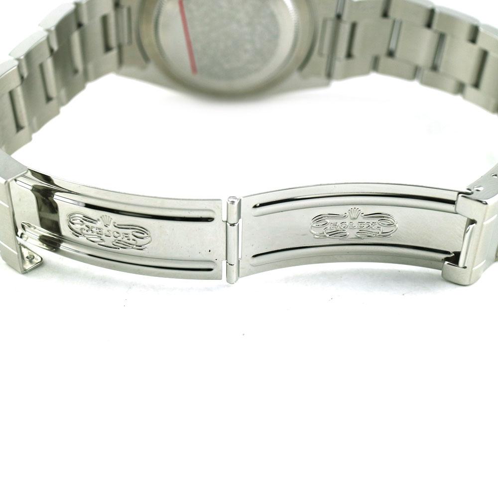 【保証書付き】 ロレックス 16700 GMTマスター1 A番 ダブルロック 腕時計 メンズ ペプシ GMT デイト ステンレス ROLEX 【中古】 質屋かんてい局小牧店 USED-SA c3100004928500015