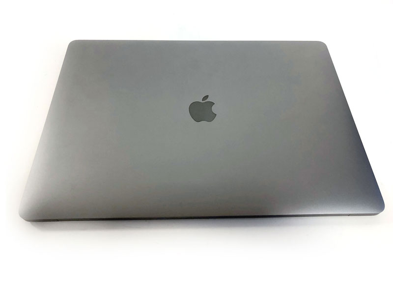 【Apple】アップル A1707 MacBookPro 15inch 2016 スペースグレイ タッチバー 2.7HZh/16Gb/SSD1TB USED-A【中古】F69-0636 かんてい局本社