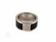 LOUIS VUITTON【ルイ・ヴィトン】M66160 バーグソーホーリング 指輪 メンズ レディース レザー XS 【中古】 USED-6  質屋 かんてい局小牧店 c19-2321