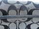 COACH【コーチ】6844 ショルダーバッグ キャンバス ミニ シグネチャー ブラック レディース 鞄【中古】USED【6】質屋 かんてい局細畑店 h19-5359