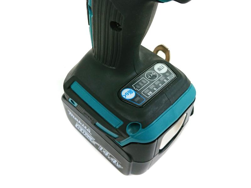MAKITA【マキタ】TD160DRGX インパクトドライバ ブルー 14.4V 6.0Ah 電動工具 特上品【中古】USED-S 質屋かんてい局本社 f68-3697
