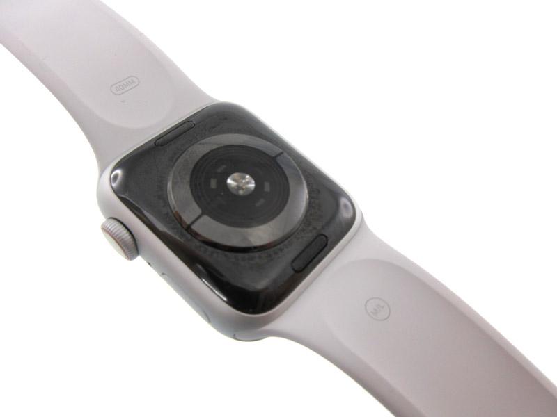 APPLE【アップル】MTV2J/A Apple Watch4 GPS+Cellularモデル ラバー 腕時計 スポーツ ファッション ブランド メンズ レディース ユニセックス【中古】USED-SA【9】k19-2337 質屋 かんてい局春日井店