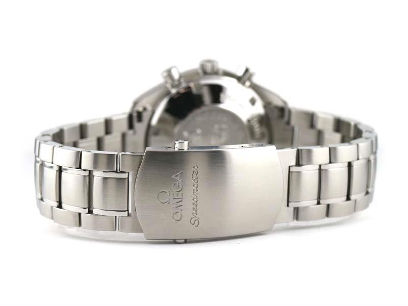 OMEGA【オメガ】3211.30 スピードマスター・デイト 自動巻き メンズ 腕時計 シルバー【中古】かんてい局小牧店 c18-5939/3100005028500001