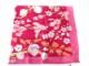 FERRAGAMO 【フェラガモ】 スカーフ 首 シルク 100% おしゃれ 小物 絹 花柄 ピンク かわいい 【中古】 質屋 かんてい局 小牧店 c19-2364