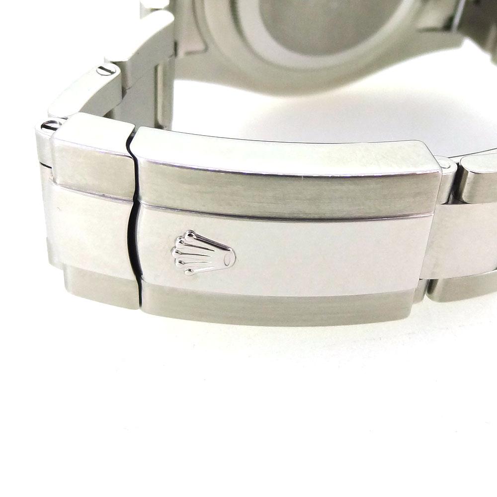 ROLEX【ロレックス】 116300 デイトジャスト2 自動巻 腕時計 メンズ ローマ インデックス グレー文字盤 【中古】 買取専門かんてい局大垣店 USED-9 P1200299903900251