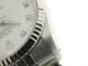 ROLEX 【ロレックス】 16234G デイトジャスト 10Pダイヤ ギャラ付 メンズ ステンレススチール シルバー文字盤 X番 腕時計 USED-A(8) メンテナンス済み【中古】 質屋かんてい局細畑店 h3100004928700014