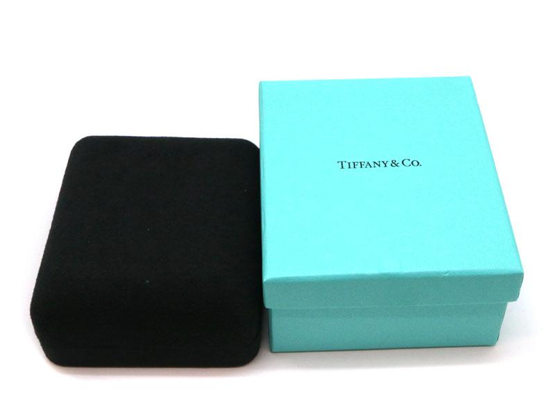 TIFFANY&Co.【ティファニー】 クローバーキーペンダント ネックレス K18WG 750表記 金 ホワイトゴールド 約50.0cm ジュエリー アクセサリー USED-8【中古】 a19-10755 質屋 かんてい局茜部店