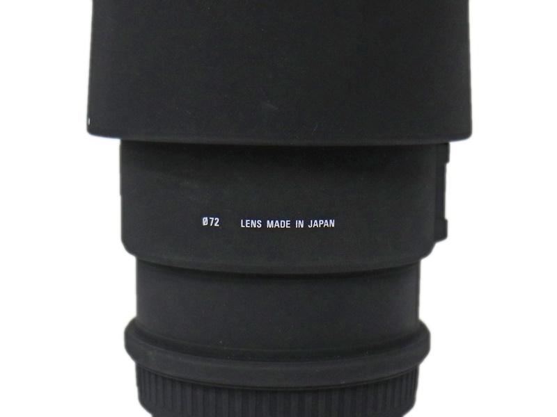 SIGMA【シグマ】 APO MACRO DG 大口径望遠マクロレンズ150mm F2.8 レンズ ブラック  キャノン用 キャノン カメラ 【中古】 USED-8 質屋 かんてい局小牧店 c19-1826