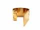 LOUIS VUITTON 【ルイヴィトン】M00226 テキスタイルブローチ・ナノグラム  モノグラムアイコン ゴールド 金属素材 USED-AB【中古】k19-1692 質屋 かんてい局春日井店