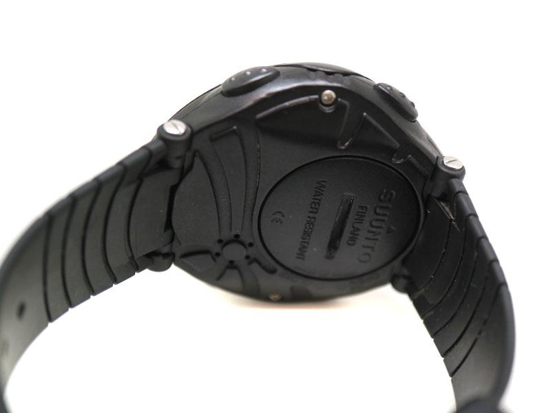 SUUNTO【スント】 SS012279110 ヴェクター プラスチック ウレタン クォーツ ブランド ファッション 腕時計 【中古】 質屋 かんてい局茜部店 USED-6 a3100003928600016