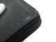 COACH【コーチ】ラウンドファスナー財布 PVC ブラック系 財布 USED-6【中古】 a19-5121 質屋 かんてい局茜部店