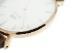 【バッテリー交換済み】Daniel Wellington【ダニエルウェリントン】クォーツ ユニセックス 白文字盤 SS×レザー 【中古】USED-6 質屋かんてい局細畑店 h2000432