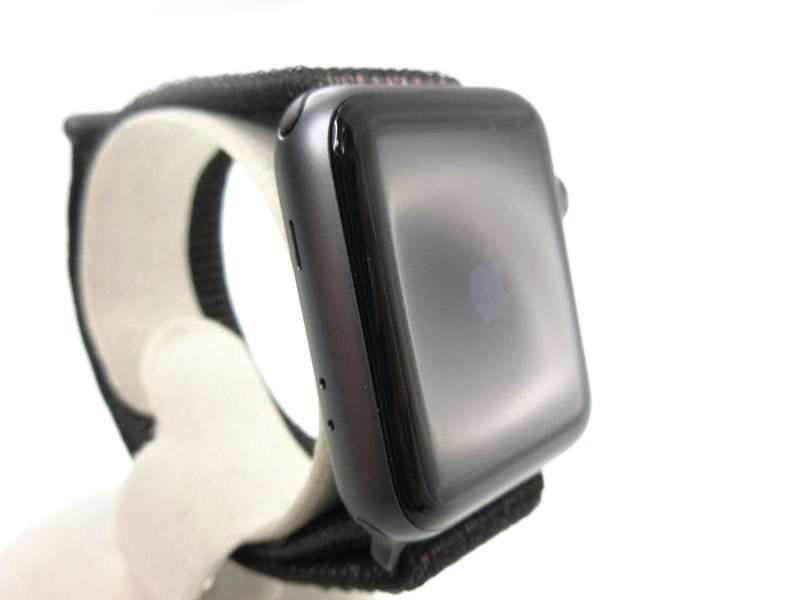 Apple【アップル】APPLE Watch3 SS(ステンレススチール) ナイロン 約38mm GPS×セルラー 人気 定番 腕時計 アップルウォッチ 家電 メンズ レディース ファッション ブランド【中古】 USED-AB【7】 k19-466 質屋かんてい局春日井店