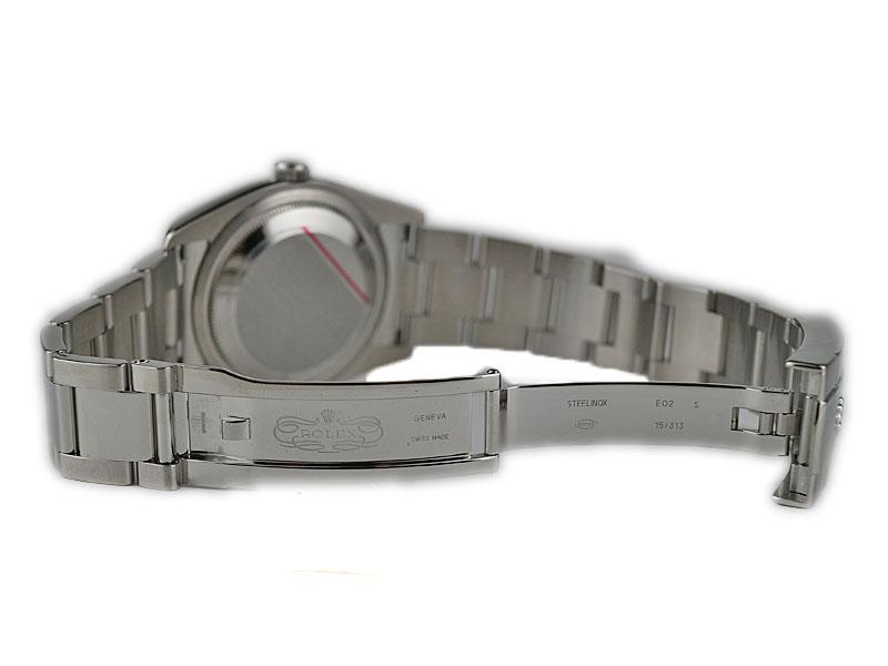 ROLEX【ロレックス】116200 デイトジャスト M品番 SS ステンレススチール ブラック メンズ 自動巻き 腕時計【中古】かんてい局小牧店 c18-6290