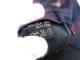 DUNHILL【ダンヒル】 シルクネクタイ シルク 大剣8cm ネイビー系 ボルドー系 USED-6【中古】 a19-7726 質屋 かんてい局茜部店