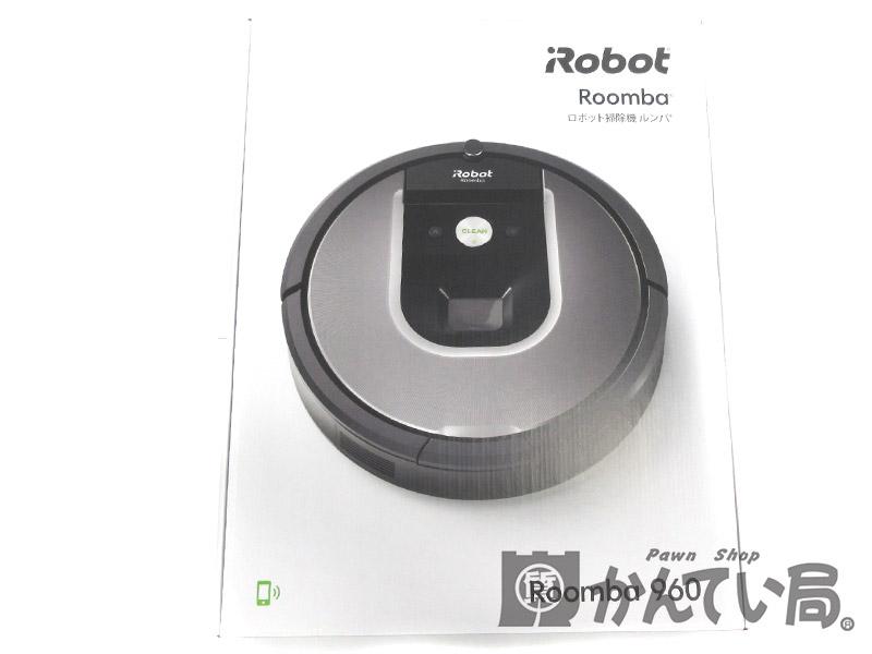 i Robot【アイロボット】R960060 ルンバ960 ロボット掃除機 ブランド 家電【中古】USED-SS 未使用品 k19-4787 質屋 かんてい局春日井店