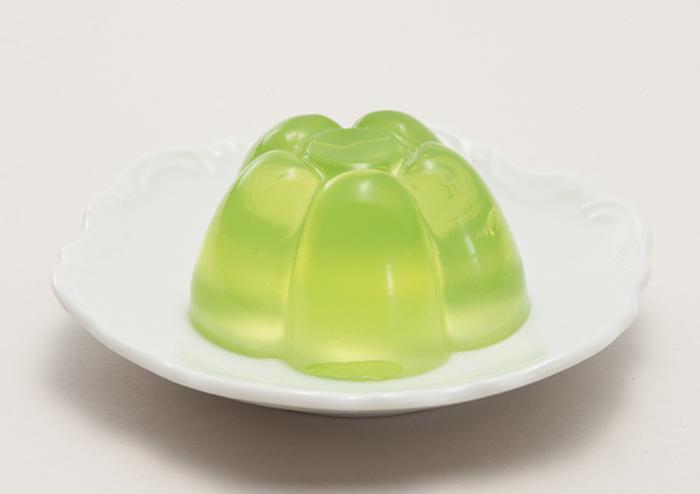 蒟蒻寒天ゼリーの素 青りんご味