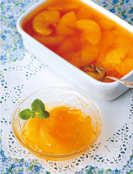カップゼリー80℃ オレンジ味 2袋入