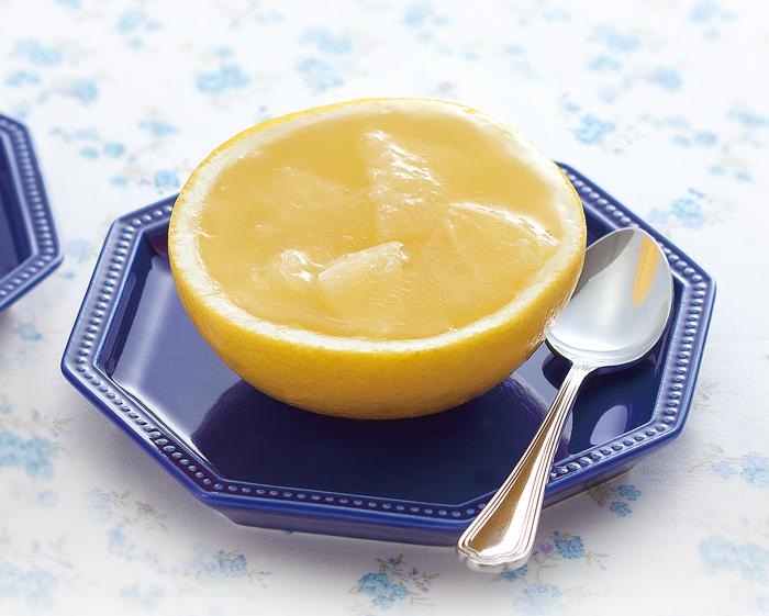 カップゼリー80℃ グレープフルーツ味 5袋入