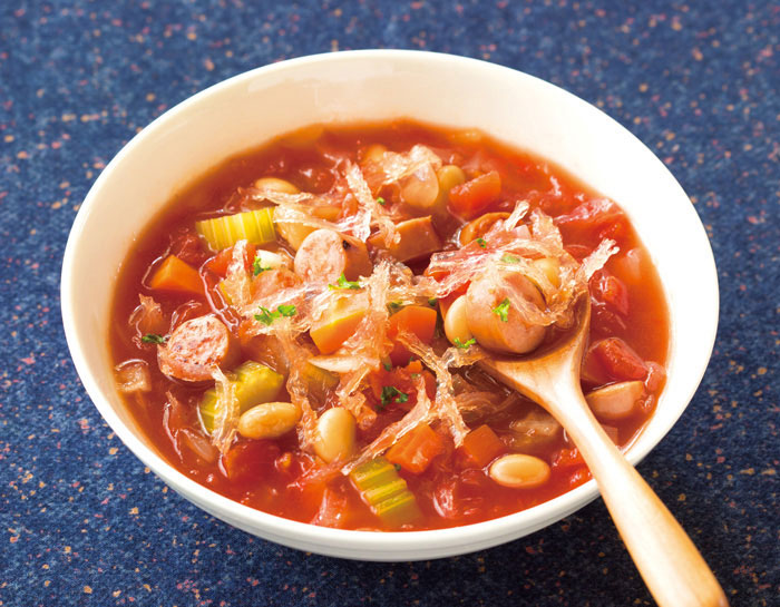 スープ用糸寒天 100g