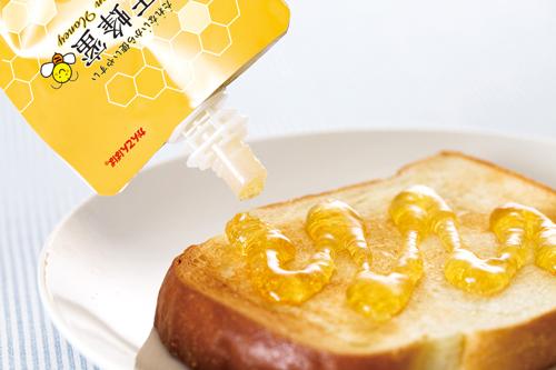 寒天蜂蜜 しぼり出しタイプ