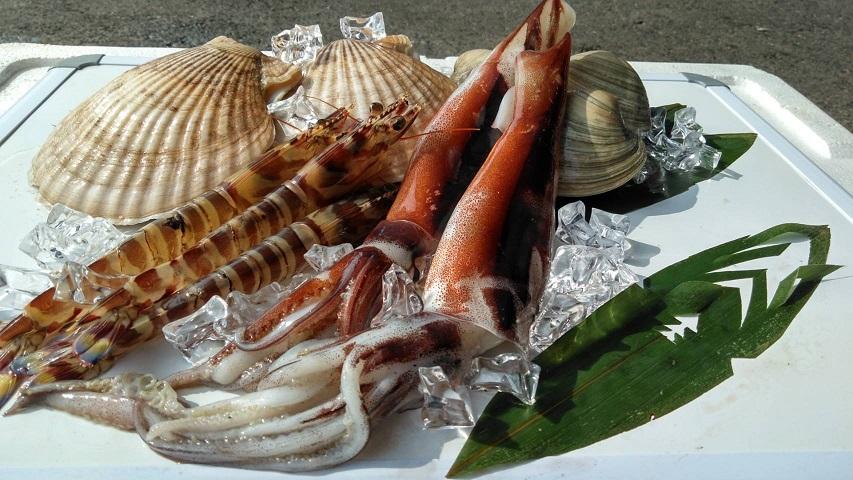 【魚人厳選】海鮮BBQセット
