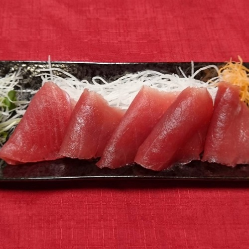 【山本水産】冷凍目鉢マグロ(大西洋)柵取り 3柵入