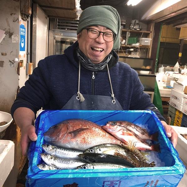 【むさしの水産】皆んな違って皆美味しい!お魚セット