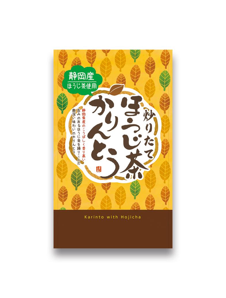 ほうじ茶かりんとう(100g)