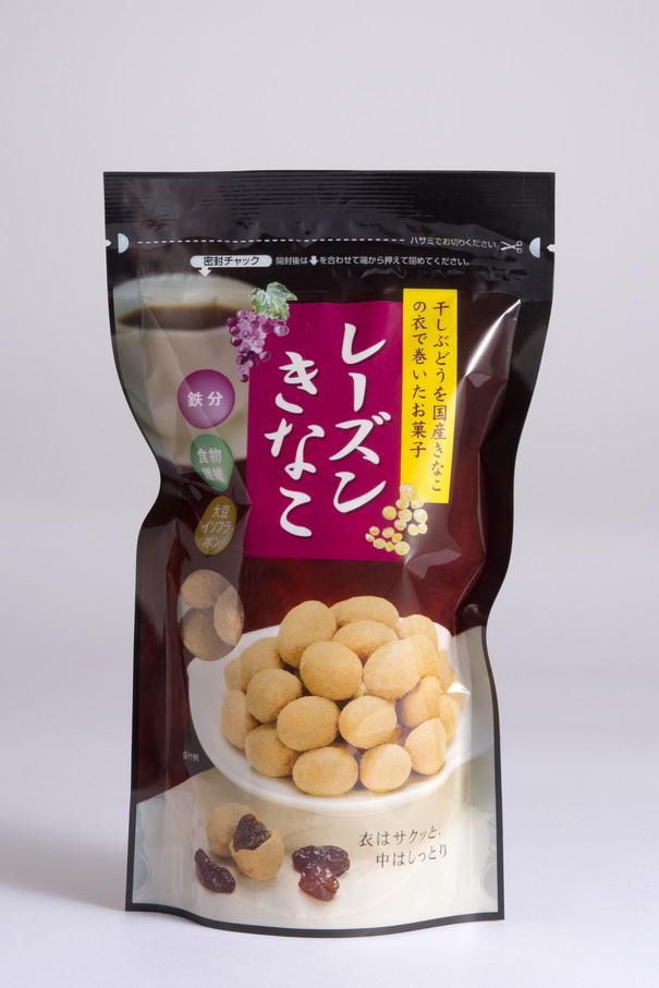 レーズンきなこ(100g)