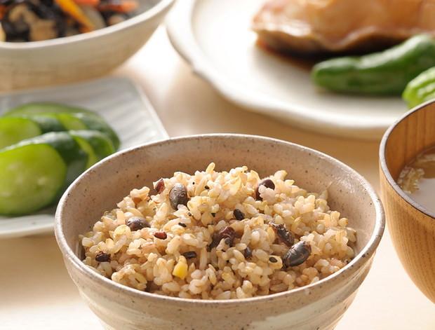 玄米と十五穀ごはん(160g×3)