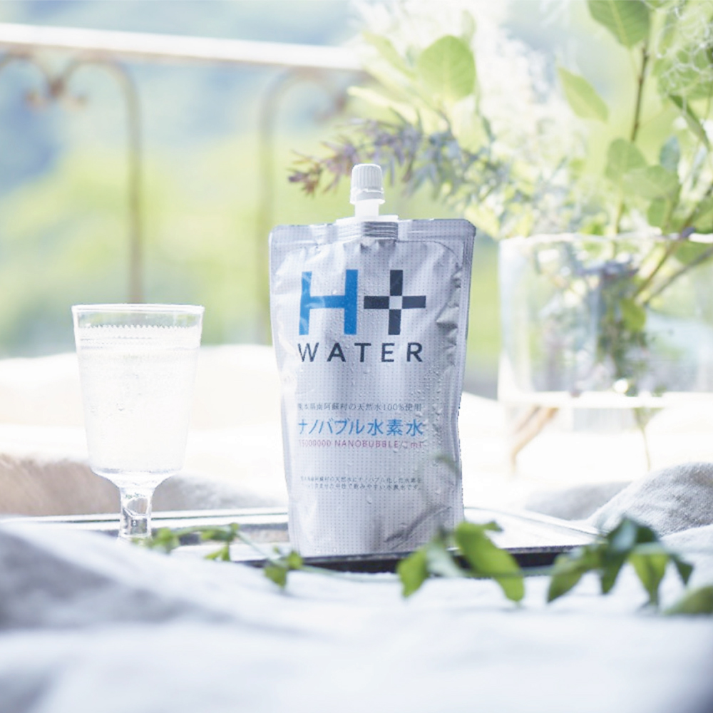 H+water 60本