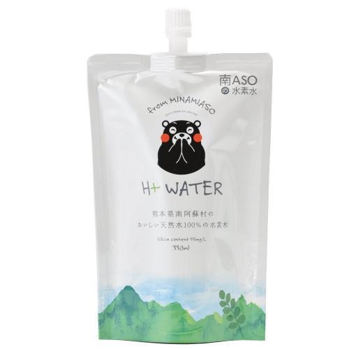 H+water くまモンパッケージ 30本