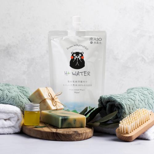 【社販B品】H+water くまモンパッケージ 60本