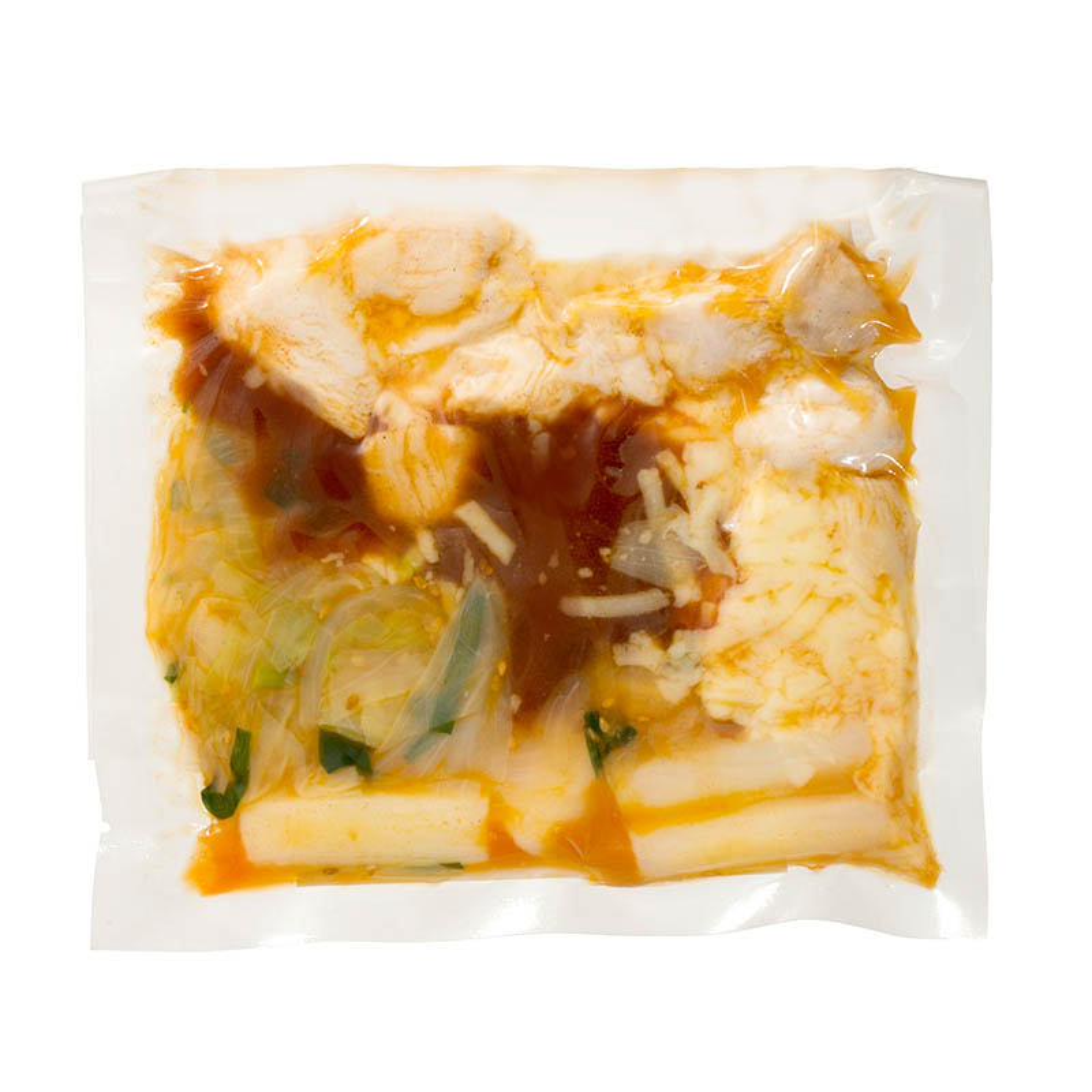 国産鶏のチーズタッカルビ