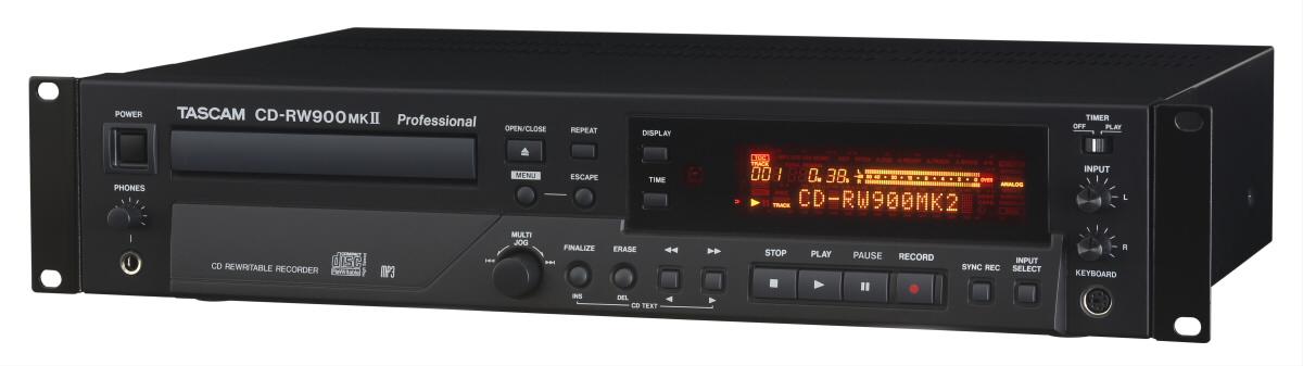 TASCAM ( タスカム ) / CD-RW900MK2 CDレコーダー/プレーヤー