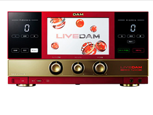LIVEDAM RED TUNE(ライブダムレッドチューン)
