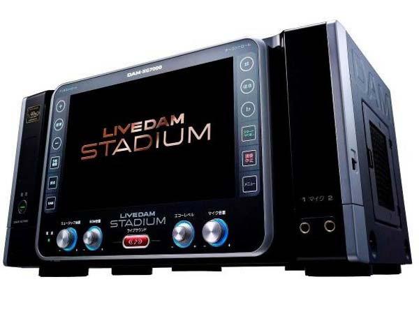 ★注目★ライブダム スタジアム DAM−XG7000