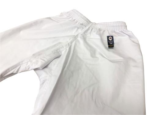 上製フルコンタクト晒空手衣